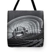 Radio City Music Hall Iv Tote Bag