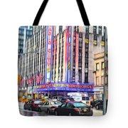 Radio City Music Hall New York City - 2 Tote Bag