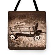 Radio Flyer Trav-ler Wagon Tote Bag