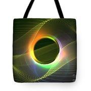 Radiowave Tote Bag