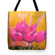 Radishing Beauty Tote Bag