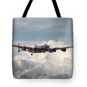 Raf Lancaster Tote Bag