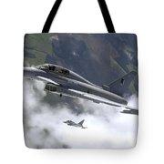 Raf Typhoon Tote Bag