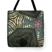 Rafters Abstract Tote Bag