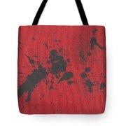 Rage Drip Art Tote Bag