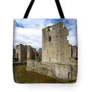 Raglan Castle - 3 Tote Bag