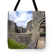 Raglan Castle - 6 Tote Bag