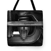 Rail Detail Tote Bag