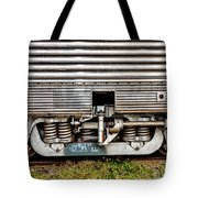 Rail Support Tote Bag