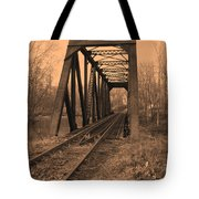 Railbridge Tote Bag