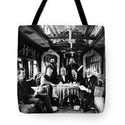 Railroad Directors, C1868 Tote Bag