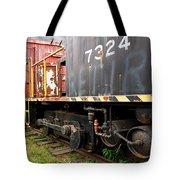 Railroad Retirement Tote Bag