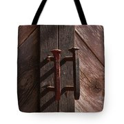 Railroad Spike Handles Tote Bag