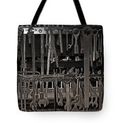 Railroad Wrenches Tote Bag