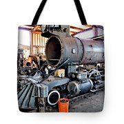 Railyard 13 Tote Bag