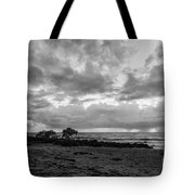 Rain Clouds At Sea 2 Tote Bag