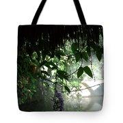 Rain Forest Overhang Tote Bag
