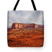 Rain God Mesa Tote Bag