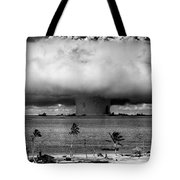 Rain Of Ruin Tote Bag