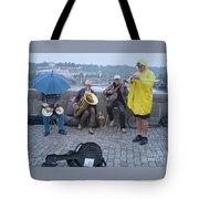 Rain Or Shine Tote Bag