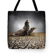 Rain Relief Tote Bag