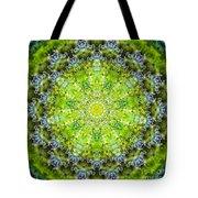 Lluvia Mandala Tote Bag