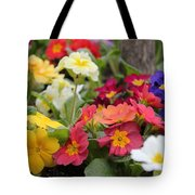 Rainbow Alive Tote Bag
