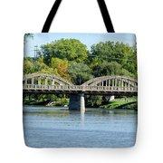 Rainbow Arch Bridge Tote Bag