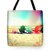 Rainbow Beach I Tote Bag