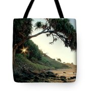 Rainbow Beach Tote Bag