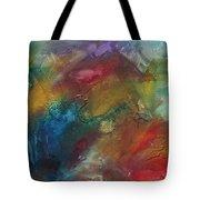 Rainbow Dreams By Madart Tote Bag