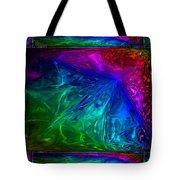 Rainbow Fantasy Tote Bag