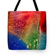 Rainbow Fishtail Tote Bag