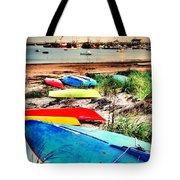 Rainbow Fleet Tote Bag