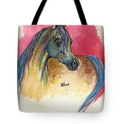 Rainbow Horse 2013 11 17 Tote Bag