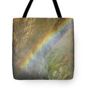 Rainbow Mist Tote Bag