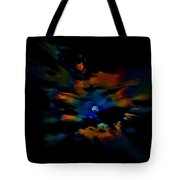 Rainbow Moon Tote Bag