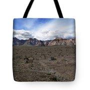 Rainbow Mountain Tote Bag