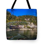 Rainbow On The River Tote Bag
