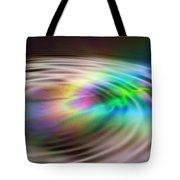 Rainbow Plunge Tote Bag