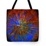 Rainbow Pumpkin Soul Tote Bag