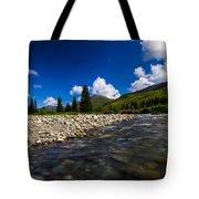 Willow Creek Tote Bag