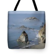 Rainbow Rock Tote Bag