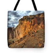Rainbow Rocks And A River Tote Bag