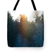 Rainbow Sparkles Tote Bag