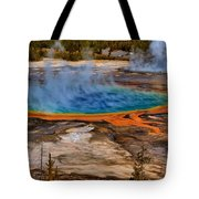 Rainbow Surprise Tote Bag