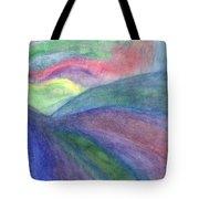 Rainbow Way Tote Bag