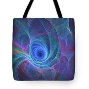 Rainbow Whirlpool Tote Bag