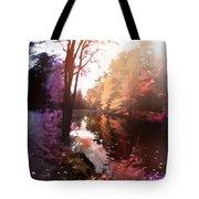 Rainbow Yaddo Tote Bag