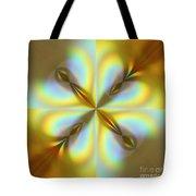 Rainbows Abstract Tote Bag